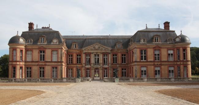 Ch teau de dampierre for Chateaux yvelines visites