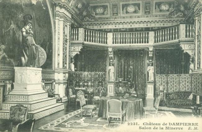 Ch teau de dampierre for Les salons du chateau