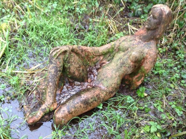 Granger yvette nue white topless pics