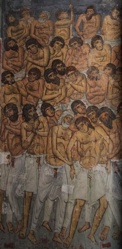 Chypre for Peintures murales