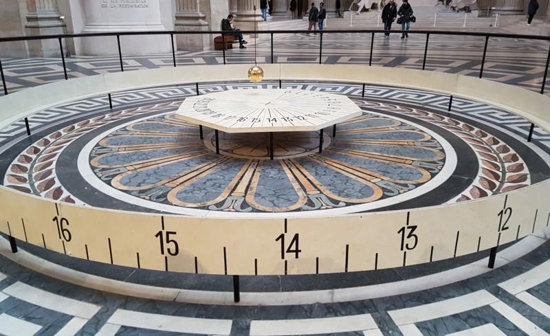 horloge de foucault