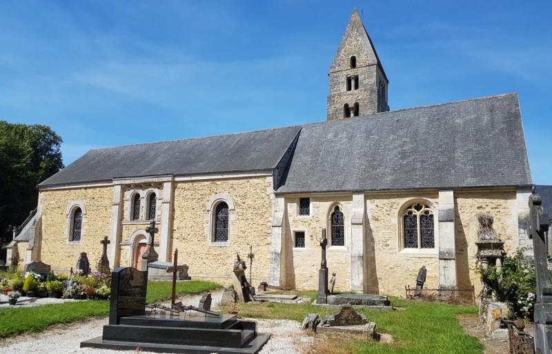 Eglise de Parfouru